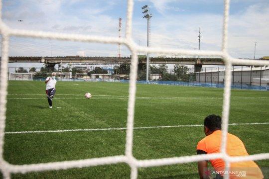 Anies resmikan lapangan latih JIS berstandar FIFA