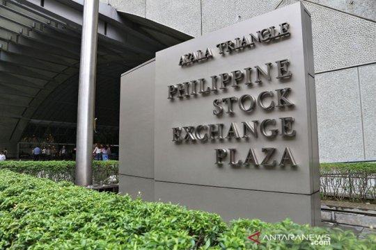 Saham Filipina ditutup lebih rendah, indeks PSE jatuh 0,48 persen