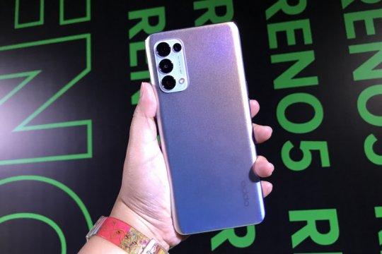 OPPO akan bawa Reno5 versi 5G ke Indonesia