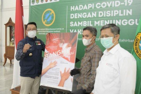 Ridwan Kamil minta ANTARA sumbang foto bagi Monumen Pahlawan COVID-19