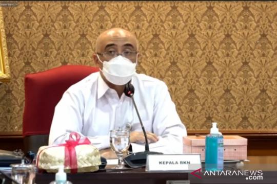 Kepala BKN: Informasi proses TWK pegawai KPK jadi rahasia negara