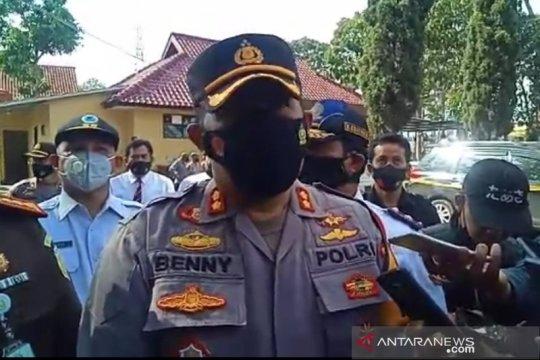 Polisi kerahkan tim disiplin protokol kesehatan di tempat wisata Garut