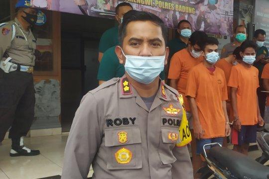 Polisi tegaskan tidak ada pesta kembang api tahun baru di Badung