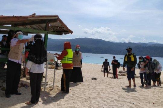 Lampung tutup sementara sejumlah tempat wisata jelang akhir tahun
