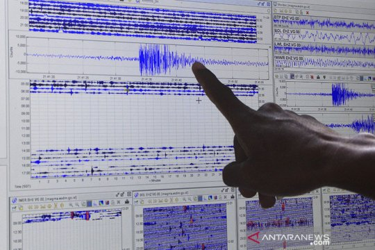Gempa 5,0 SR guncang Sumba Timur tidak berpotensi tsunami