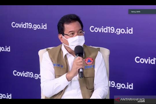 Satgas: Efek keparahan strain baru COVID-19 belum dapat disimpulkan