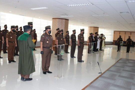Jaksa Agung ingatkan anggota baru Satgas 53 wujudkan Kejaksaan bersih