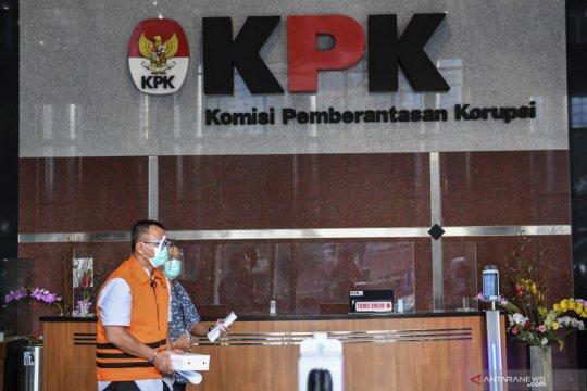 KPK cecar saksi soal kartu ATM digunakan Edhy Prabowo belanja di AS