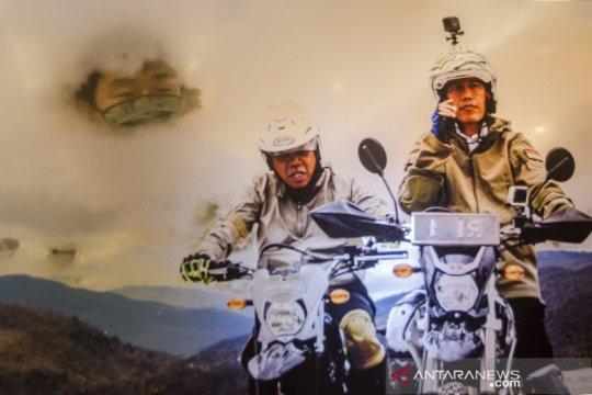 Pameran foto Bangkit Indonesia Maju