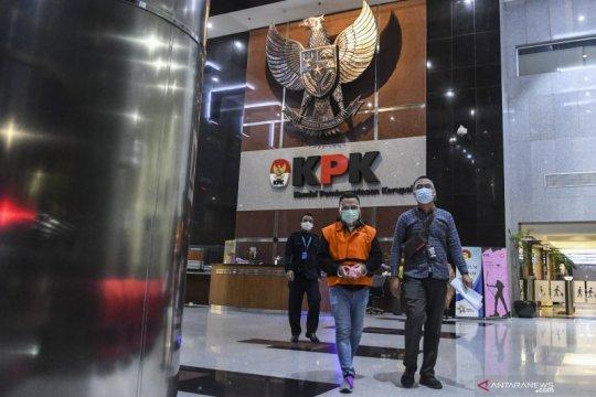 KPK limpahkan berkas perkara dua terdakwa penyuap Juliari Batubara