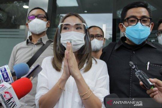 Gisel penuhi panggilan Polda Metro Jaya