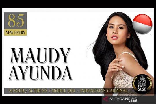 Maudy Ayunda masuk 100 perempuan tercantik dunia