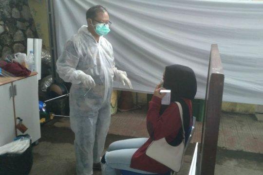 KAI Purwokerto buka layanan tes cepat antigen di Stasiun Kebumen
