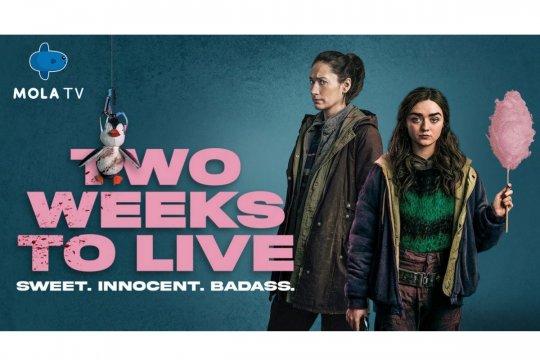 "Aktris ""Game of Thrones"" Maisie Williams bintangi seri komedi thriller"