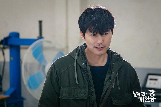 """Langkah baru Jung Woo-sung dalam """"Delayed Justice"""""""