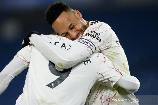 Liga Inggris : Arsenal menang 1-0 atas Brighton