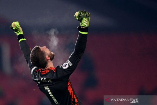 Paris Saint-Germain mulai lirik David de Gea