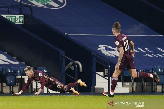 Leeds berondong lima gol ke gawang West Brom