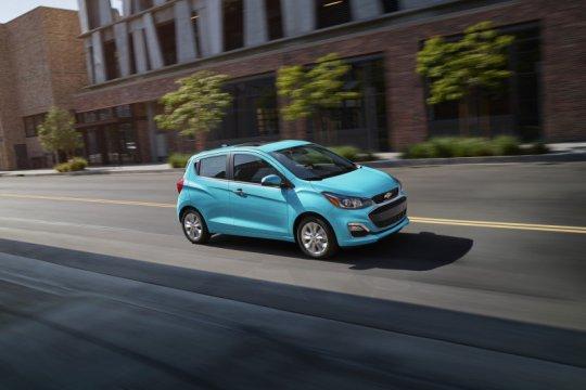 Chevrolet Spark 2021 jadi mobil termurah di AS