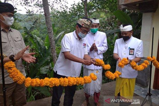 Agar wisatawan nyaman, Kemenparekraf revitalisasi toilet pura di Bali