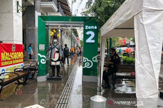Yogyakarta lakukan buka tutup lalu lintas Malioboro malam tahun baru