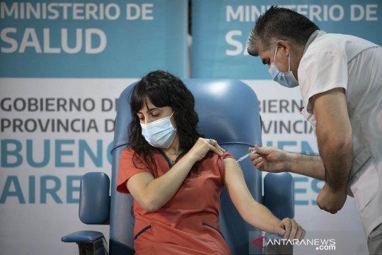 Menkes Argentina terinfeksi COVID sepekan setelah kerja
