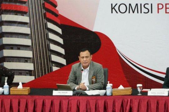 Firli: KPK fokus jalankan ortaka dan awasi penanganan COVID-19 di 2021