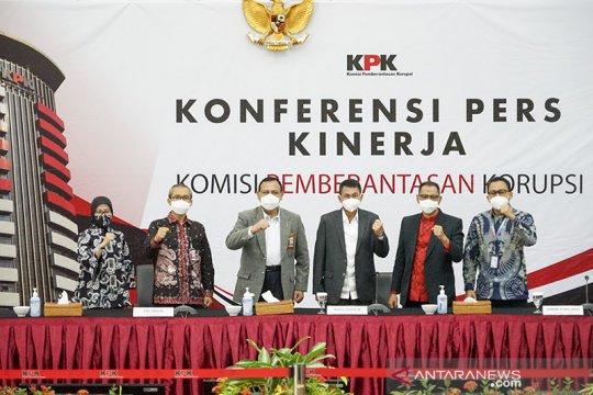 KPK: Kepatuhan LHKPN 2020 capai 96,23 persen