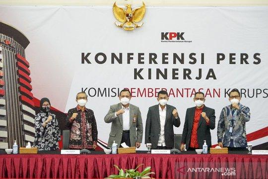 KPK masih buru 7 orang tersangka yang melarikan diri