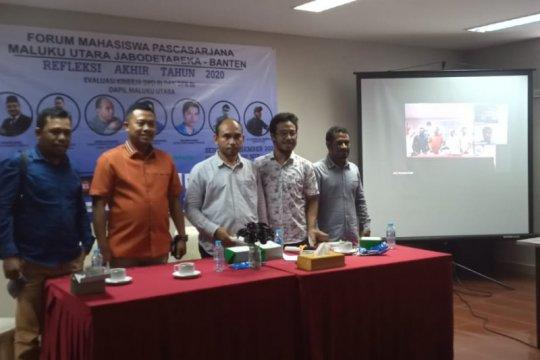 Kinerja anggota DPR dan DPD RI asal Malut disorot