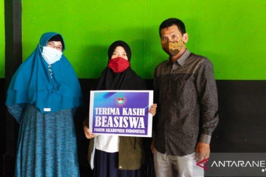 Forum Akademisi Indonesia komitmen berikan beasiswa pendidikan