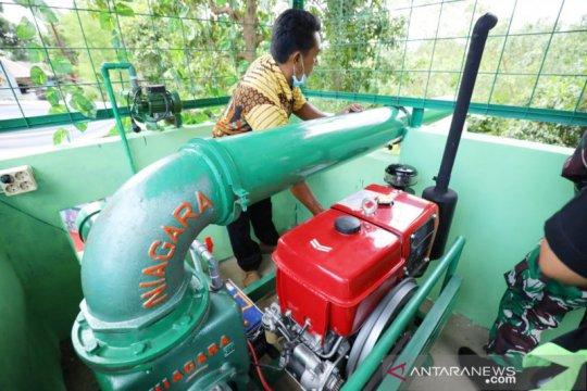 Bupati Bogor pasang 19 pompa air di wilayah langganan banjir