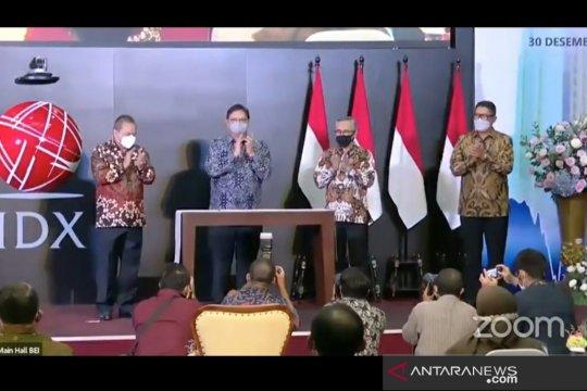 OJK: Pandemi COVID-19 tingkatkan ketahanan pasar modal Indonesia