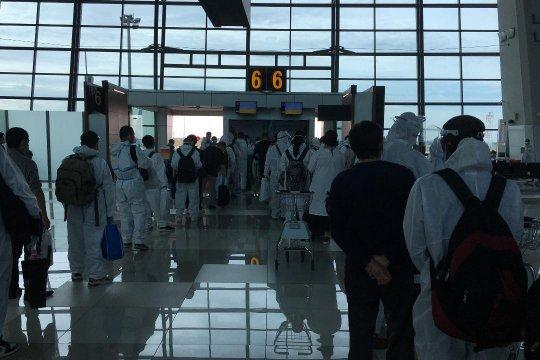 Warga China berhasil pulang dari Moskow berbekal hasil tes COVID palsu