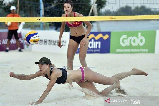 Asian Beach Games ditunda untuk kedua kalinya