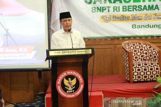 Kepala BNPT: Fatayat NU berperan penting bendung terorisme