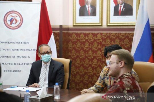 Generasi muda Indonesia dan Rusia berhimpun dalam IRYA