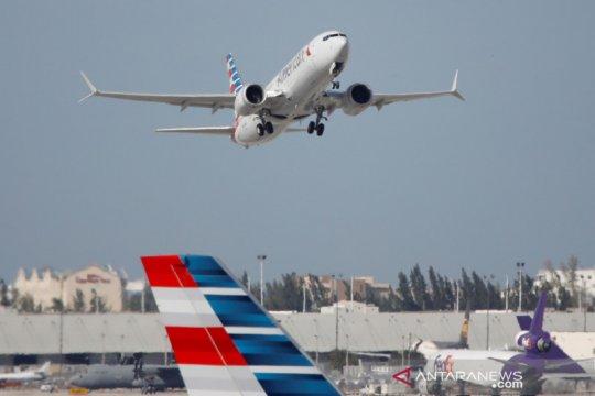 Industri penerbangan desak Biden dukung kredensial kesehatan COVID-19