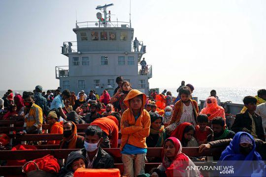 PBB, Bangladesh sepakat bantu pengungsi Rohingya