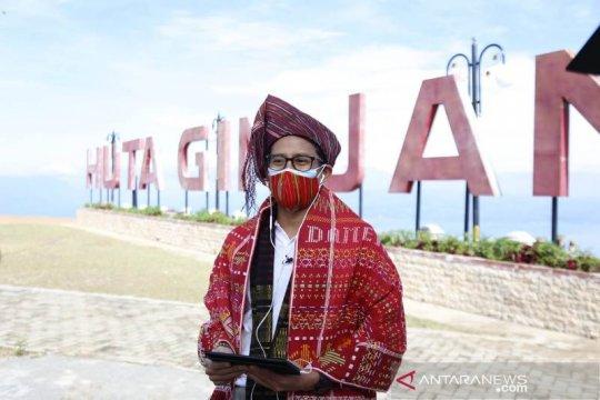 Menparekraf Sandiaga Uno bertekad gairahkan kembali industri kreatif
