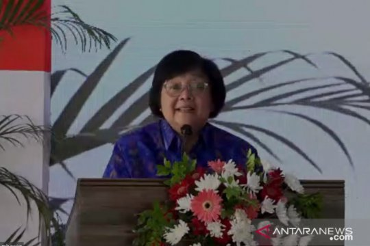 Menteri LHK paparkan fokus isu lingkungan hidup untuk 2021