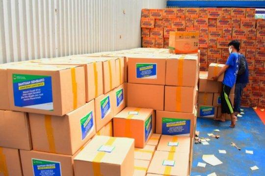 94 persen bantuan sosial sudah diserahkan ke penerima di Jawa Barat