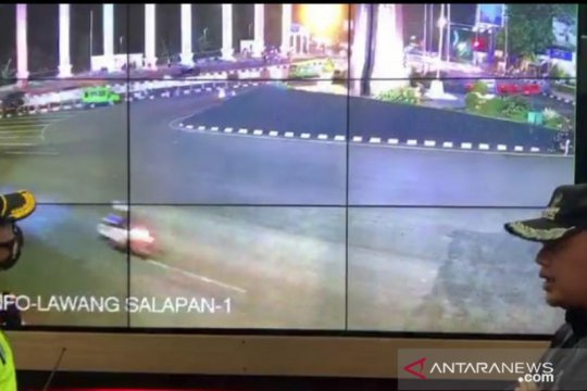 Wali Kota dan Forkopimda patroli pantau suasana Kota Bogor