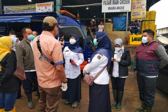 Permintaan ikan di Pasar Grosir Muara Angke meningkat 50 persen