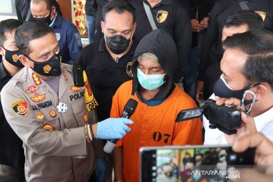 Remaja pelaku pembunuhan karyawan Bank BUMN dijerat pasal berlapis