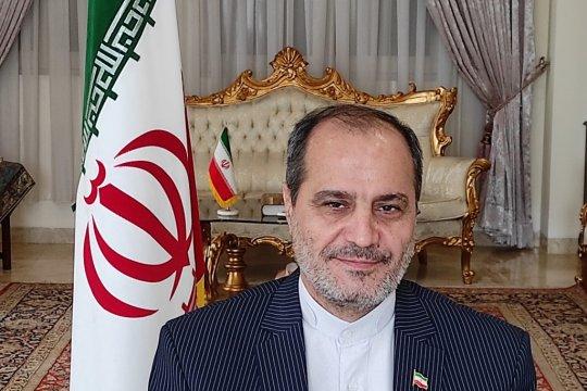 Dubes Iran kembali kutuk aksi AS atas kematian Mayjen Qasem Soleimani