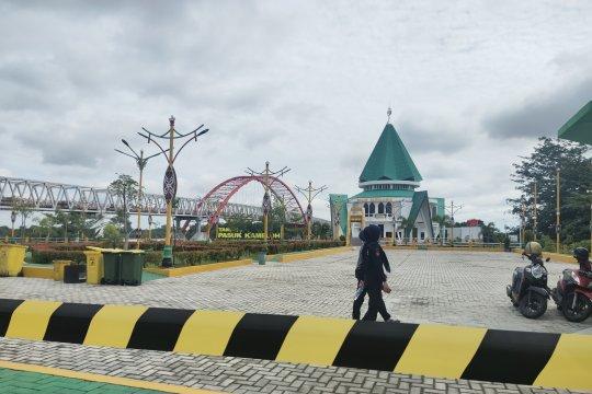 Pemkot Palangka Raya tutup objek wisata selama libur tahun baru