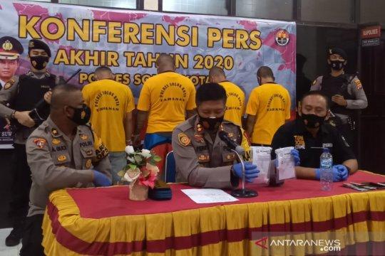 Polres Solok Kota temukan kasus tindak pidana penyalahgunaan migas
