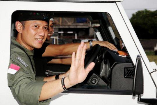 AHY tergerak dirikan komunitas Overlanding Indonesia