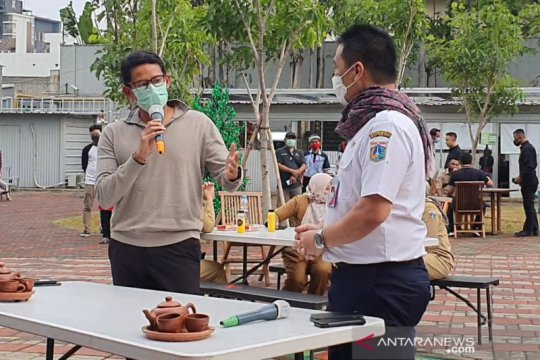 Riza: PSBB Jakarta ikuti arahan pusat sesuai PPKM jilid III